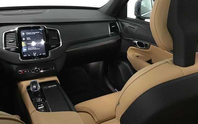 Volvo XC90 Inscription 7-zits B5 AWD Geartronic Mild Hybrid d