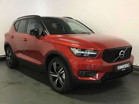 Volvo XC40 R-Design T5 Recharge plug-in hybride