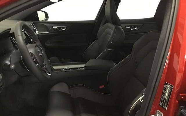 Volvo S60 R-Design T4 GT