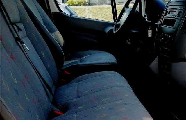 Volkswagen Crafter DOUBLE CABINE 6PL MAXI HAUT LONG 2.5 TDI 163CV