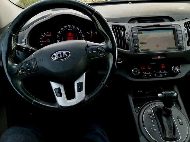Kia Sportage 2.0 CRDi 4WD Sense+ UTILITAIRE FULL OPTIONS
