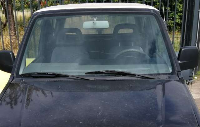 Suzuki Jimny CABRIOLET 13i 16v DIR ASS JA pare brise félé