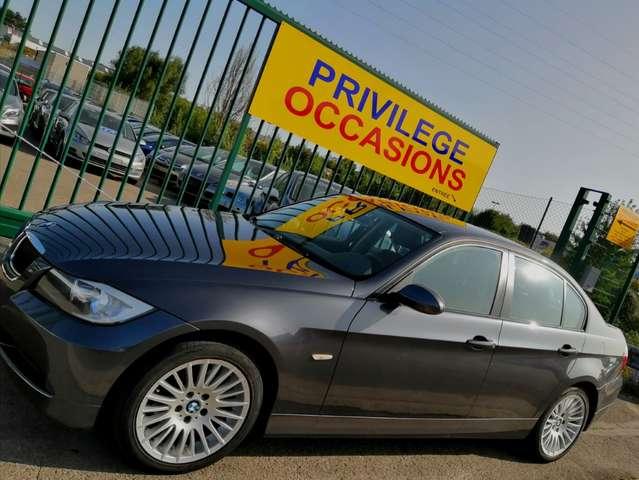 BMW 318 D PACK 130.000km CUIR AIROEL JA fin07 carnet ent