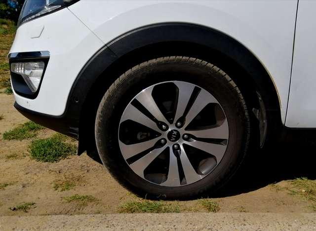Kia Sportage 2.0 CRDi 4WD AUTOMAT FULL OPTIONS UTILITAIRE