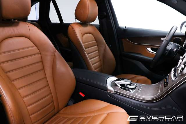 Mercedes GLC 350 e 4-Matic PHEV