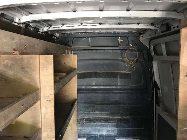 Volkswagen Crafter 1602 3.5T L4H3 *10.500€ ExclBt