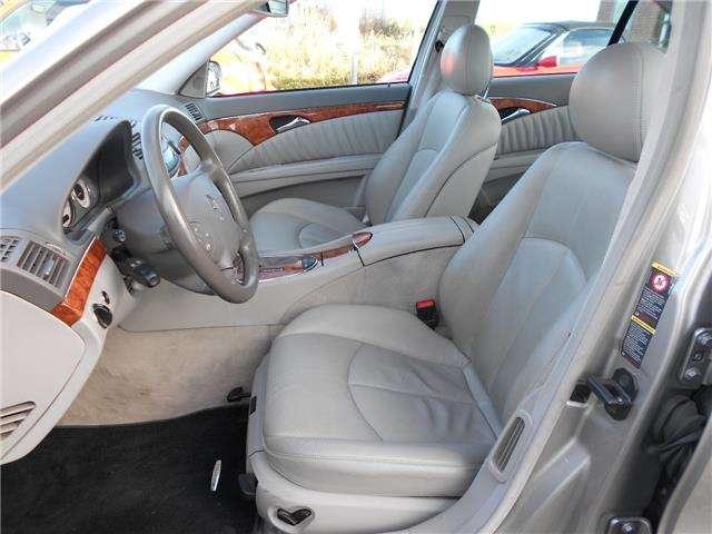Mercedes E 500 Avantgarde