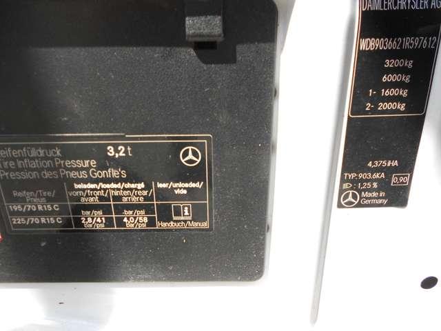 Mercedes Sprinter 311 CDi 3200 kg