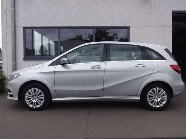 Mercedes B 200 Natural Gas Drive NAVI XENON CAMERA