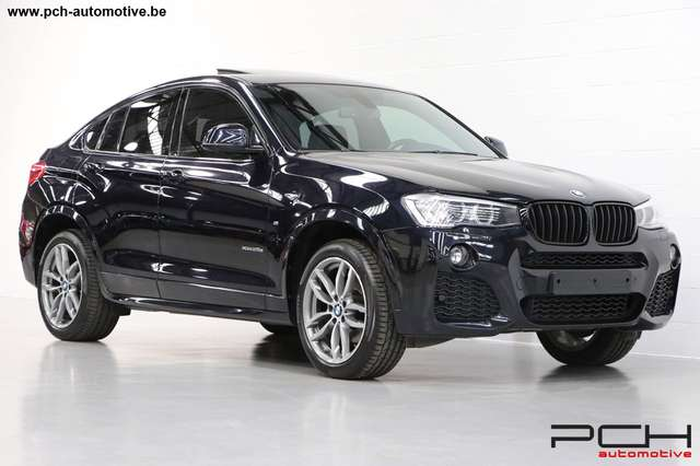 BMW X4 2.0 d 163cv xDrive20 Aut. - KIT M-SPORT - 8/15