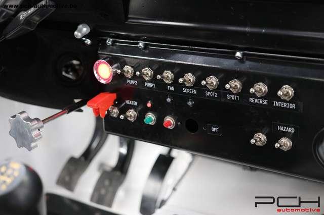 Ford Escort MKII Groupe 4 - Moteur BDG 280cv - 14/15