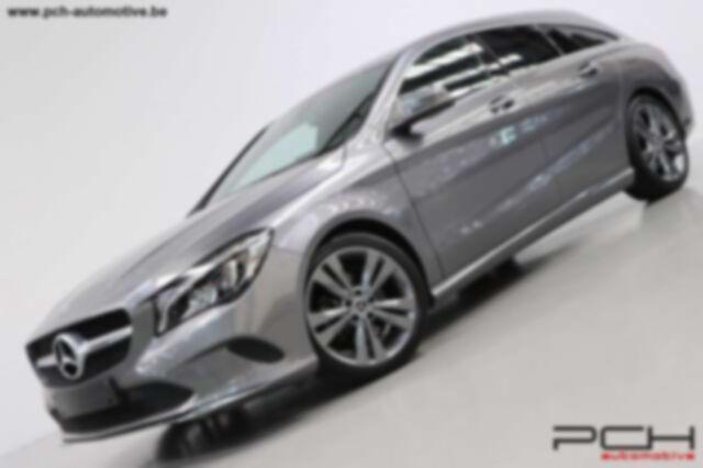 Mercedes CLA 200 d 136cv Shooting Brake Urban 7G-DCT Auto.