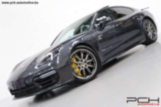 Porsche Panamera Turbo S e-Hybrid 4.0 V8 680cv PDK