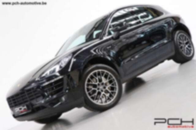 Porsche Macan S 3.0 D V6 258cv PDK