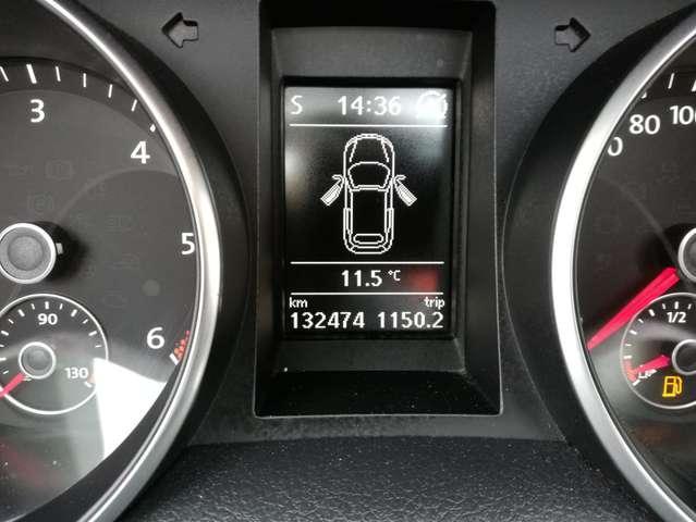 Volkswagen Golf Cabriolet 1.6 CR TDi FullOpts - LED/Xenon - Cuir - GPS - 13/15