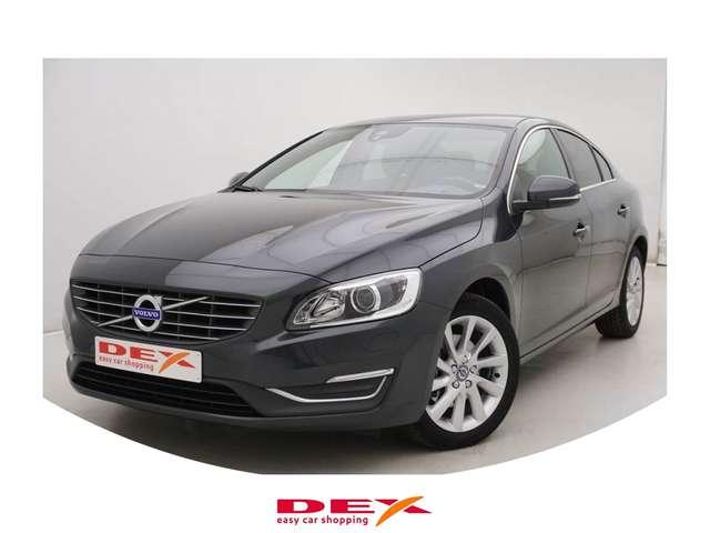 Volvo S60 2.0 D2 120 Summum + GPS + Leder/Cuir + Xenon 1/15
