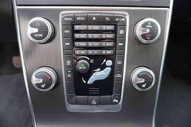 Volvo S60 2.0 D2 120 Summum + GPS + Leder/Cuir + Xenon 15/15