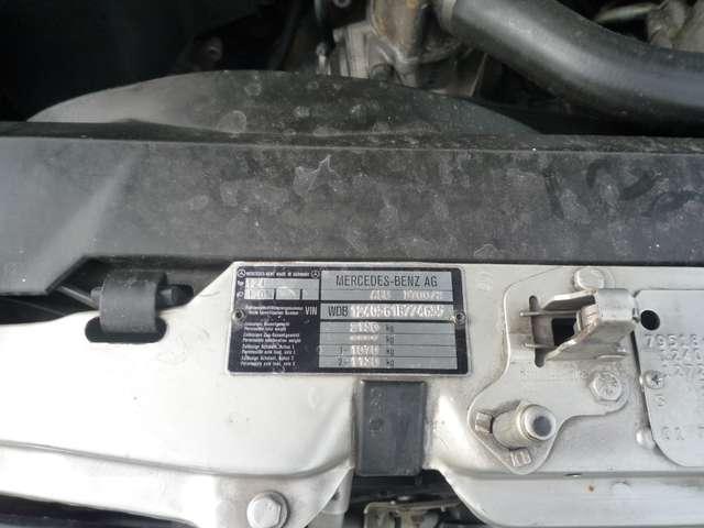 Mercedes 500 E - ZWART LEDER - AIRCO - SCHUIFDAK - OLDTIMER 10/12