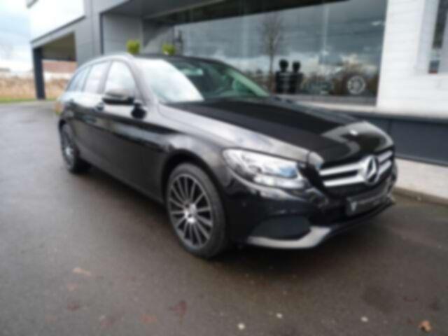 Mercedes Classe C d NAVI PTS VERDUISTERDE RUITEN