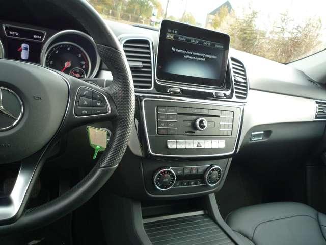 Mercedes GLE d 4-Matic AMG LINE COMAND PTS LED LEDER 9/10