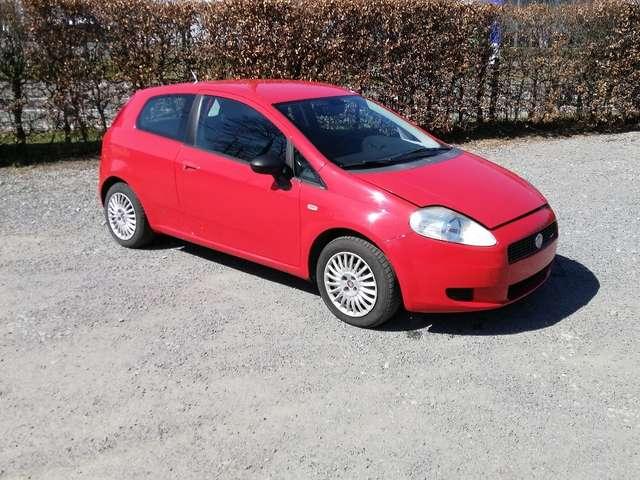 Fiat Grande Punto 1.3 Multijet 16v Active 1/6