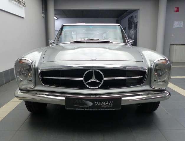 Mercedes SL R113 * Pagode * Matching N° * Becker 3/15