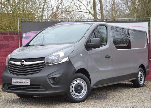 Opel Vivaro 1.6 CDTi L2 H1 DOUBLE CABINE IMPECCABLE NAVI CLIM 2/14