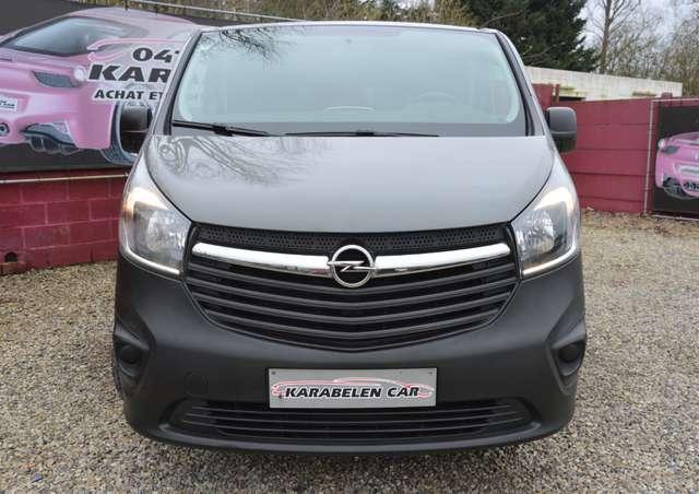 Opel Vivaro 1.6 CDTi L2 H1 DOUBLE CABINE IMPECCABLE NAVI CLIM 4/14