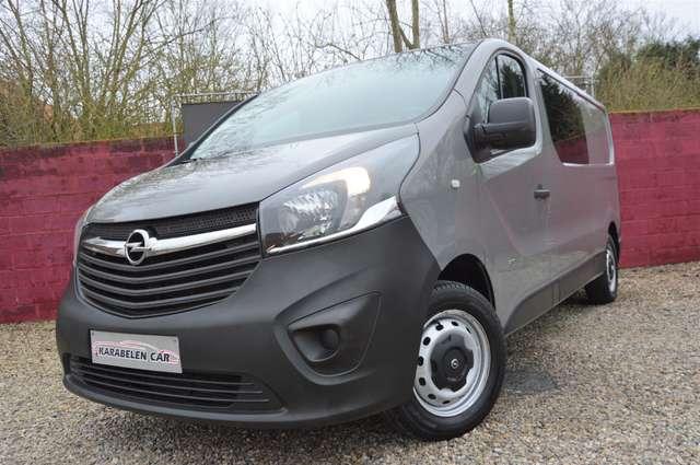 Opel Vivaro 1.6 CDTi L2 H1 DOUBLE CABINE IMPECCABLE NAVI CLIM 5/14