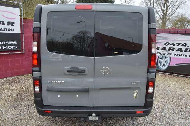 Opel Vivaro 1.6 CDTi L2 H1 DOUBLE CABINE IMPECCABLE NAVI CLIM 7/14