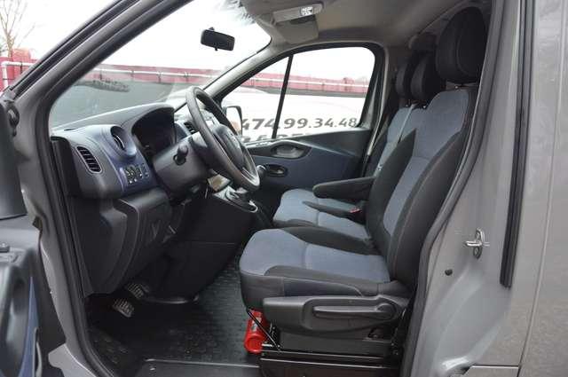Opel Vivaro 1.6 CDTi L2 H1 DOUBLE CABINE IMPECCABLE NAVI CLIM 9/14