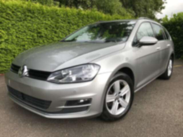 Volkswagen Golf Variant 1.6 CR TDi Highline - GPS/Bluetooth/Régulateur