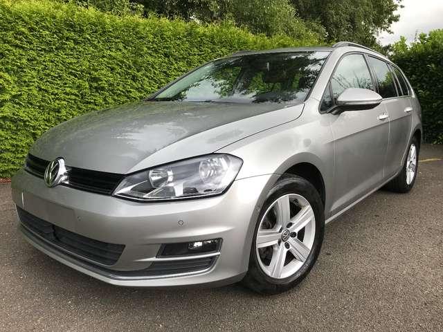 Volkswagen Golf Variant 1.6 CR TDi Highline - GPS/Bluetooth/Régulateur 1/15