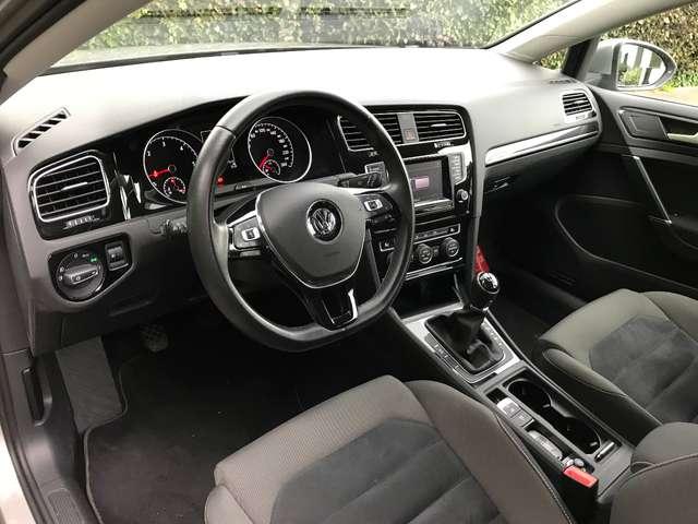 Volkswagen Golf Variant 1.6 CR TDi Highline - GPS/Bluetooth/Régulateur 4/15