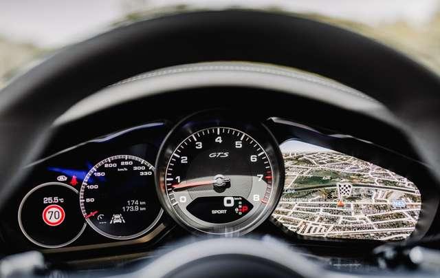 Porsche Panamera 4.0 V8 GTS SPORT TURISMO 7/15