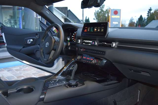Toyota Supra 3.0 Turbo Sport (EU6d-TEMP) 11/15