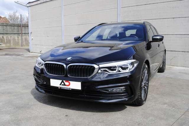 BMW 520 Da Touring. Sport Line / LED / Camera / Navi Pro 3/15