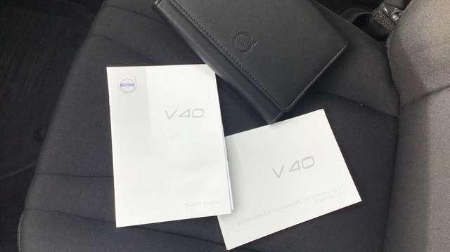 Volvo V40 T3 AUT Kinetic 11/15