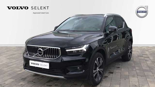 Volvo XC40 Inscription T3 Geartronic 1/15