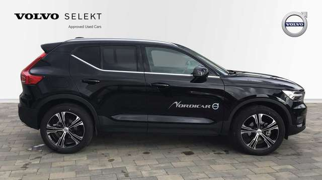 Volvo XC40 Inscription T3 Geartronic 2/15