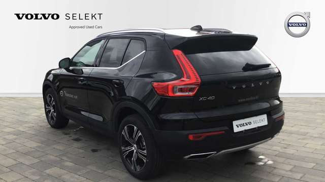 Volvo XC40 Inscription T3 Geartronic 4/15
