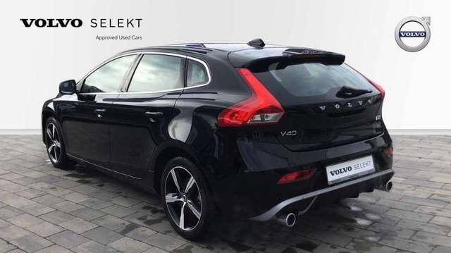 Volvo V40 Sport Edition D2 4/15