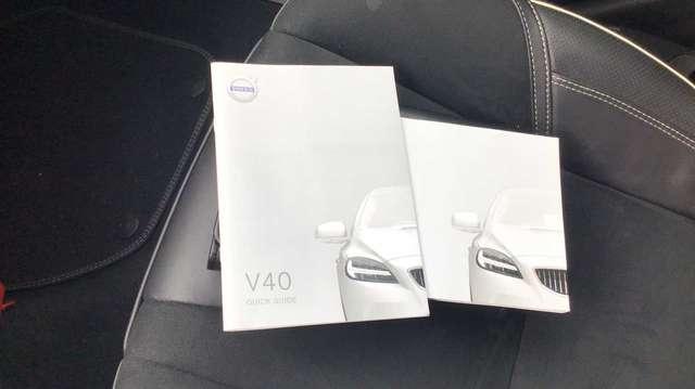 Volvo V40 Sport Edition D2 11/15