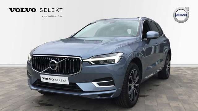 Volvo XC60 II Inscription D4 AWD Geartronic 1/15