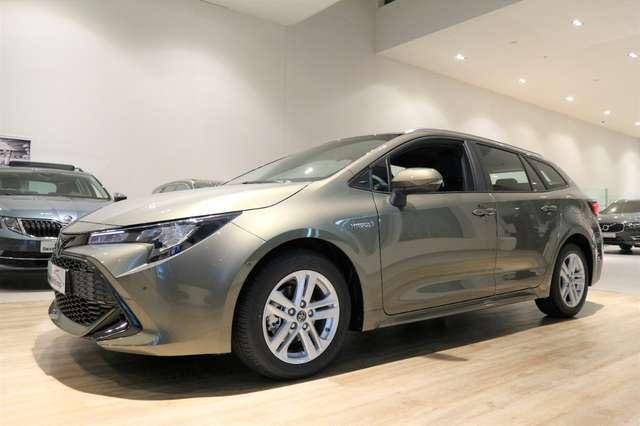 Toyota Corolla TOURING SPORTS 1.8 HYBRID DYNAMIC*SPLINTERNIEUW !! 3/15