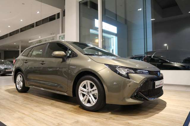 Toyota Corolla TOURING SPORTS 1.8 HYBRID DYNAMIC*SPLINTERNIEUW !! 4/15