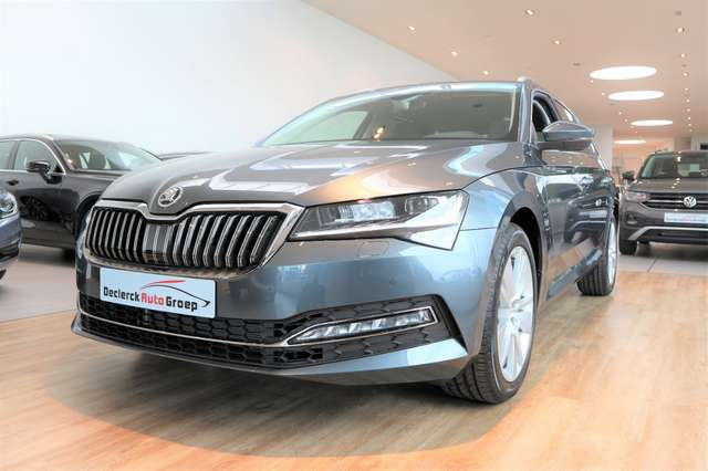 Skoda Superb 2.0TSI 272PK*STYLE*DSG*4X4*FULL OPTION*NIEUW MODEL 1/15