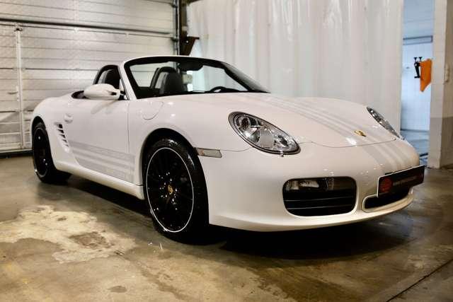 Porsche Boxster S Design Edition 2  Nbr. 335/500