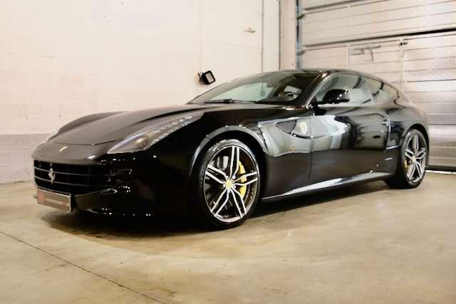 Ferrari FF Full Ferrari History - Camera - Daytona
