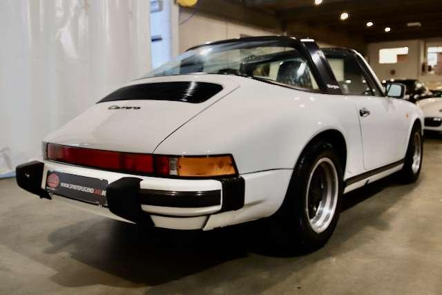 Porsche 911 Targa 3.2 G50 European - Service Book